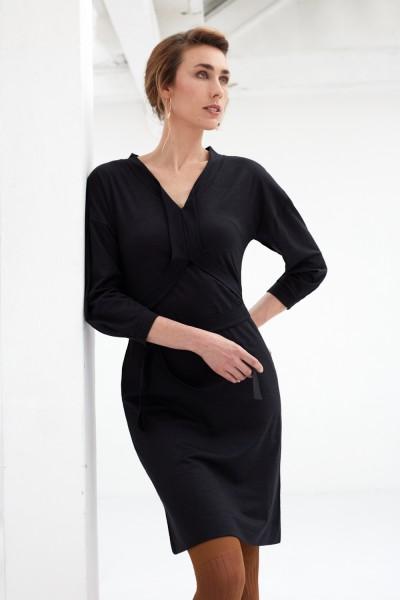 LAILA DRESS seacell black