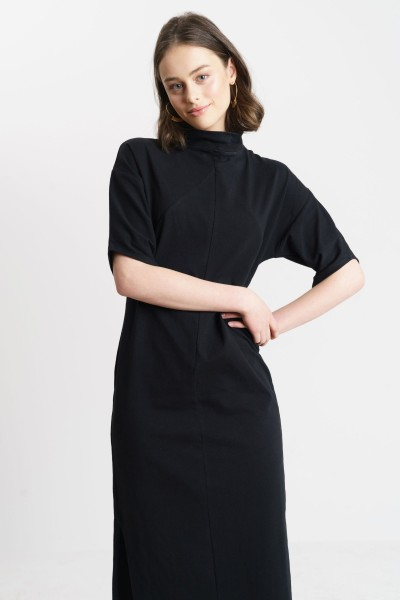 YOKO DRESS black