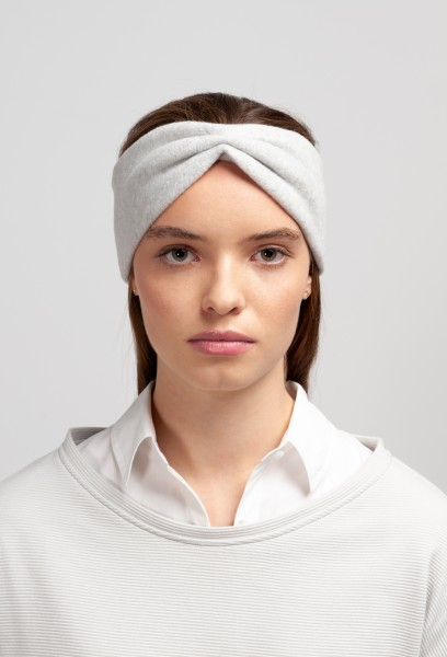 MIRIAM HEADBAND cotton fleece